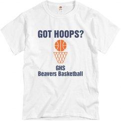 Got Hoops T-Shirt