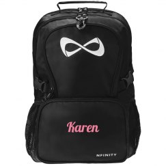 Karen personalized bag