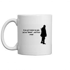Komodo Coffee Mug