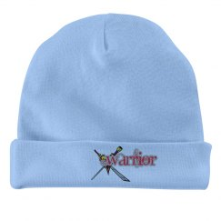 Warrior -Baby Hat