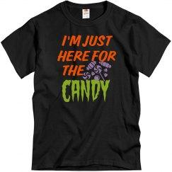Candy Halloween Tee