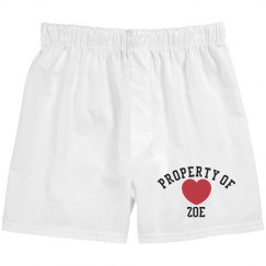 Property of Zoe