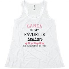 Dance Season Tank Kids