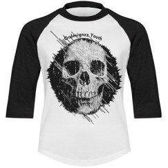 Youth Skull Grunge