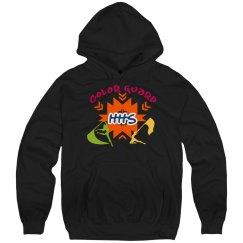 CG Neon Hoodie