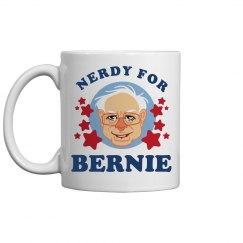 Nerdy For Coffee & Bernie