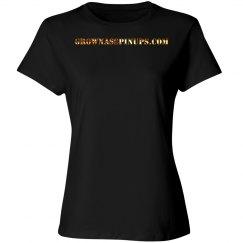 GrownAssPinups.com Relaxed T-Shirt