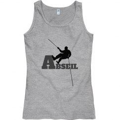 Woman's Abseil or Rappel Design