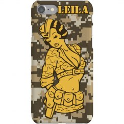 Army Girlfriend Leila