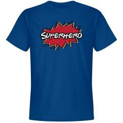 Superhero Dad
