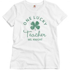One Lucky Teacher St Patricks Day