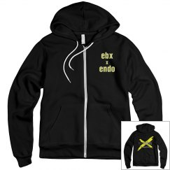 EBX ENDO Zip Up