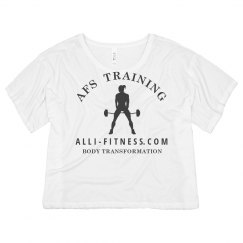 AFS Slouchy Tee