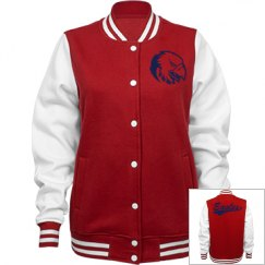 Allen eagles women's jacket 2.