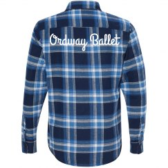 Unisex Ordway Flannel