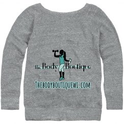 Comfy weekend sweatshirt