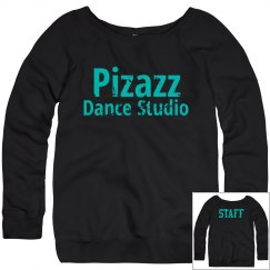 Pizazz staff