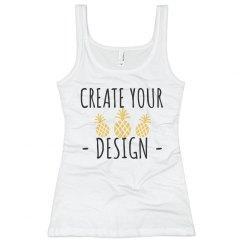 Create your Lingerie Lace Cami Crop