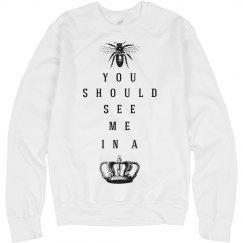 Honey in a Crown