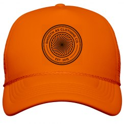 SMOOTH AS  Poly-Foam Neon Snapback Trucker Hat