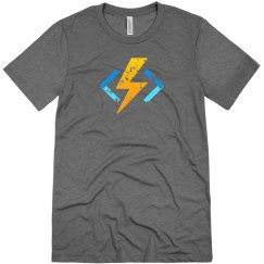 Azure Functions Tee Premium Heather