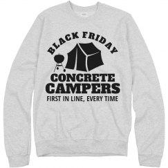 Black Friday Camping
