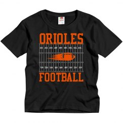 Orioles Football 2 Youth