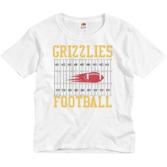 Grizzlies Football youth