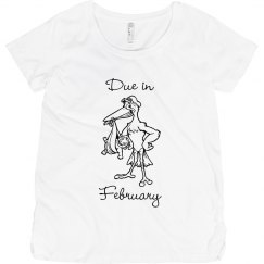 Due in February
