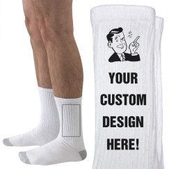 Design Socks As Gifts!