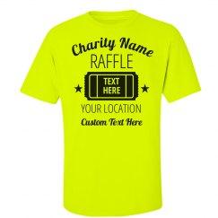 Custom Charity Raffle Shirt