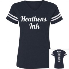 Heathens Ink crew shirt