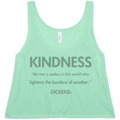 Kindness Dickens Quote