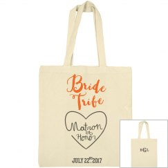 Bride Tribe large tote