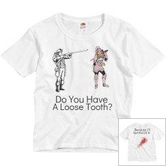 Loose Tooth Tee