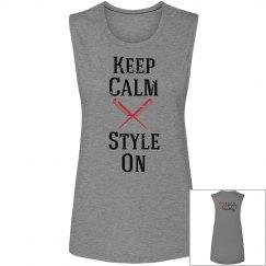 Keep Calm, Style Tank