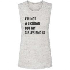 Girlfriend Is A Lesbian