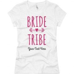 Bride Tribe Bachelorette Tee