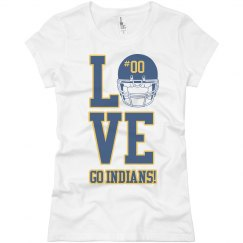 Love Go Indians