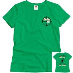 Hunter girl Tshirt