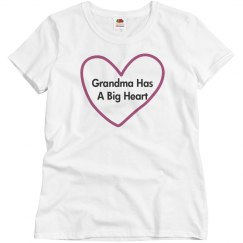 grandma has big heart