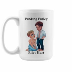 Finding Finley Mug