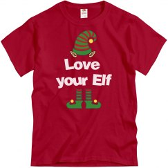 Christmas Love Your Elf