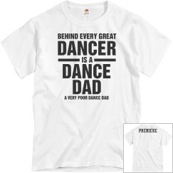 Poor Dance Dad
