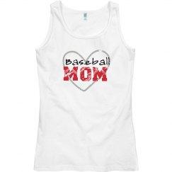 Tank Baseball Mom