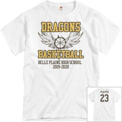 Dragons BB PERSONALIZED