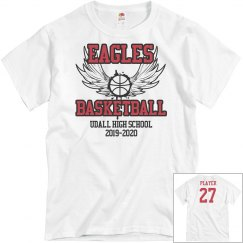 EAGLES BB personalized