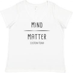 Custom Team Mind Over Matter