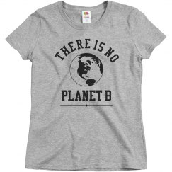 Science March There Is No Planet B