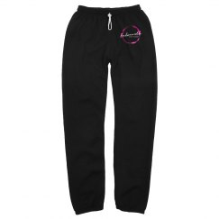 Unisex FDA Sweatpants - Black